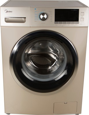 Midea 8 kg Fully Automatic Front Load Washing Machine (MWMFL080CDR)