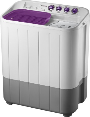 SAMSUNG Samsung WT655QPNDRP Semi-Automatic 6.5 kg Washer Dryer