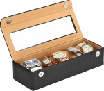 The Runner Watch Boxes The Runner Solid Watch Box