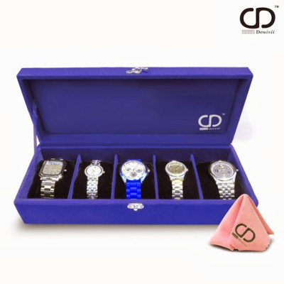 Anno Dominii Watch Box ( 5 Watches ) for Rs 1119 Only at Flipkart