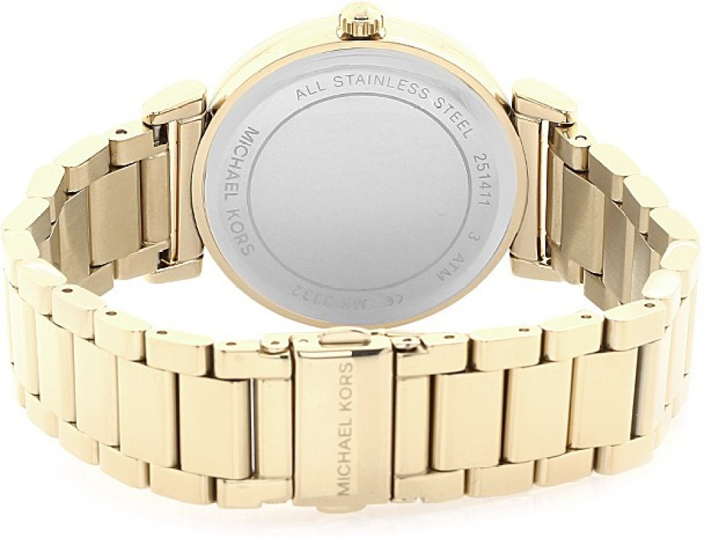 c0bd662b39aa Michael Kors MK3332 Price on 15 May