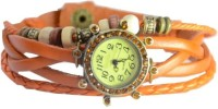 Zdelhi.com ZO1 Vintage Bracelet Leather Analog Watch  - For Girls, Women