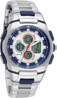 Fastrack Analog-Digital Watch - For Men Silver