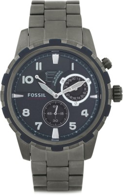 Fossil Fossil Dean Analog Watch (Grey)