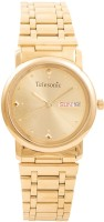 Telesonic RGD-02 Shubham Gold Tone Analog Watch  - For Men