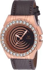 Fogg Fashion Store Wrist Watches 3028 BK BR
