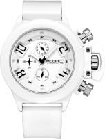 Megir 2002-White Analog Watch  - For Men