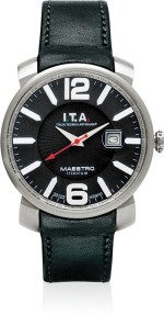 I.T.A Wrist Watches I.T.A 16.00.01 Analog Watch For Men