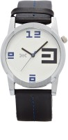 Killer KLW157BLB_Silver..F Analog Watch  - For Men