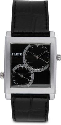 Fluid Wrist Watches FL 124 IPS BK01