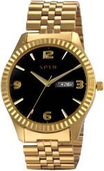 Spyn Wrist Watches Spyn Premium golden Casual Analog Watch For Boys, Men