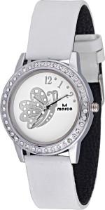 Marco Wrist Watches MR LR055 WHT WHT