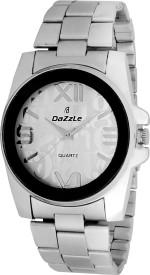 Dazzle Wrist Watches DL GR983 WHT CH