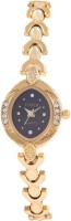 Timer Tc-304 Gold Plated Analog Watch  - For Women