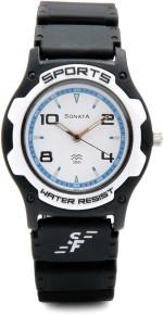 Sonata Wrist Watches 7921PP11