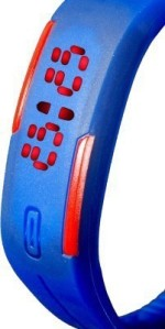 Style Feathers Watches Style Feathers SF Led Blue Digital Watch For Men