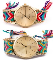 Jack Klein Stylish Geneva-204 & 205 Analog Watch  - For Girls, Women