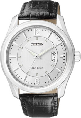 Citizen Eco-Drive Analog Watch - For Men Black