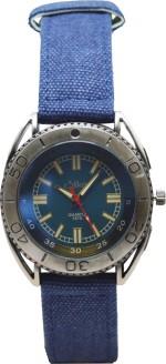 Like Wrist Watches Like Blue Denim Analog Watch For Boys, Men