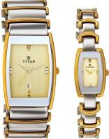 Titan NC13772385BM02 Bandhan Analog Watch  - For Couple