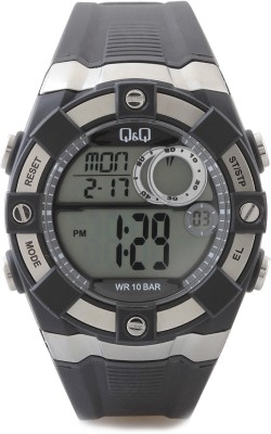 Q&Q Wrist Watches M074J001Y