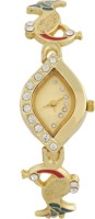 Cruze W_Gold_Pc Analog Watch  - For Women