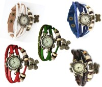 Jack Klein Jackbbrgw Analog Watch  - For Girls, Women