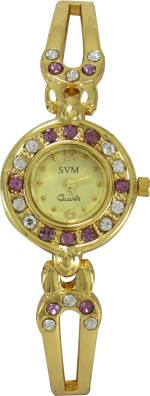 SVM Wrist Watches Diamond323