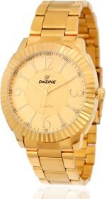 Dezine Wrist Watches DZ GR003 GLD GLD