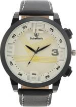 Scheffer's Wrist Watches SC WHT S 7021
