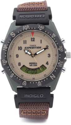 Timex MF12 Expedition Analog Digital Watch   For Men available at Flipkart for Rs.2695