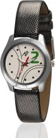 Yepme 72568 Yana - White/Black Analog Watch  - For Women