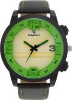 Scheffer's Wrist Watches SC GRN S 7021