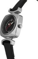Calvino CLAS-15455LK_Black Scintillating Analog Watch  - For Women