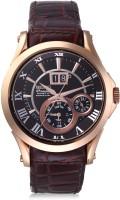 Seiko Chronograph Analog Watch - For Men (Brown)