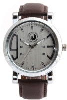 New Orleans Time Club NOR-008-SIL Analog Watch  - For Men