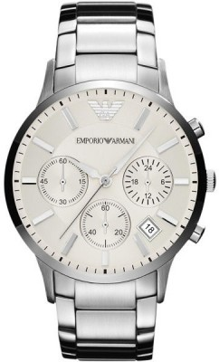 Emporio Armani Analog Watch   For Men Steel available at Flipkart for Rs.20995