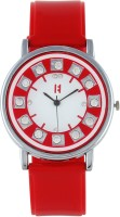 Excelencia WW-23-RED Classic Analog Watch  - For Women