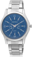 Fostelo FST-284-1 Signature Analog Watch  - For Men