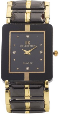 IIK Collection Gold Cool Analog Watch  - For Men