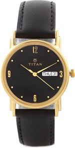 Titan Wrist Watches 1445YL06