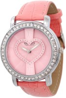 Exotica Fashions Ef-70-H-Pink-Dm Dm Series Analog Watch  - For Women