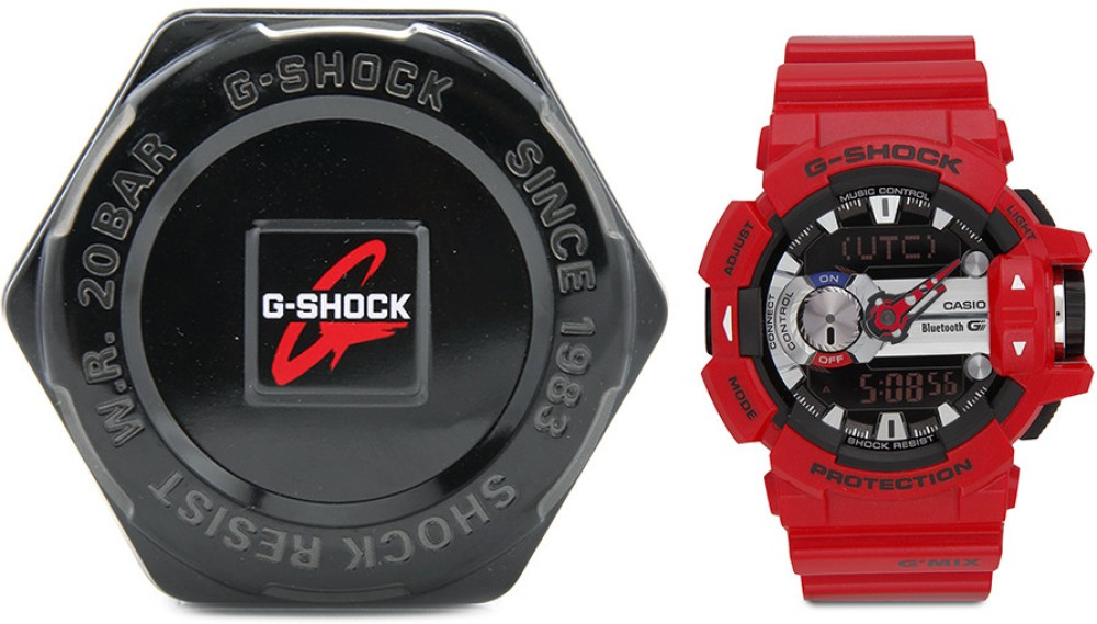 Casio G559 G-Shock Analog-Digital Watch  - For Men