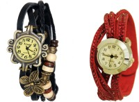 Cosmic PACK OF 2 WOMEN BRACELET WATCHES SS H - 2230 Analog Watch  - For Girls, Women