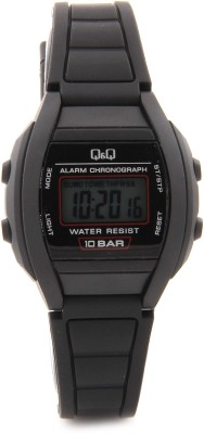 Q&Q Digital Watch   For Men Grey available at Flipkart for Rs.500