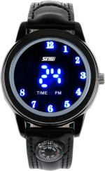 Everything Imported Wrist Watches Everything Imported Led Analouge Digital Watch For Men