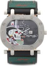 Ed Hardy Wrist Watches Ed Hardy JU BS Analog Watch For Men
