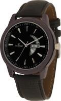 Dezine DZ-GR01011-BLK Decker Analog Watch  - For Men