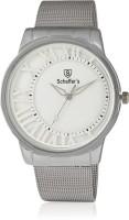 Scheffer's SC-W-S-2804 Simple Analog Watch  - For Men