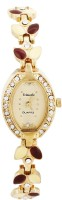 Telesonic GCI-031 (GOLD) Integrity Analog Watch  - For Women